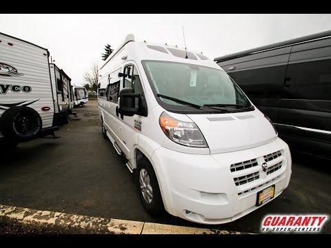 2017 Roadtrek Zion Class B Camper Van • Guaranty.com