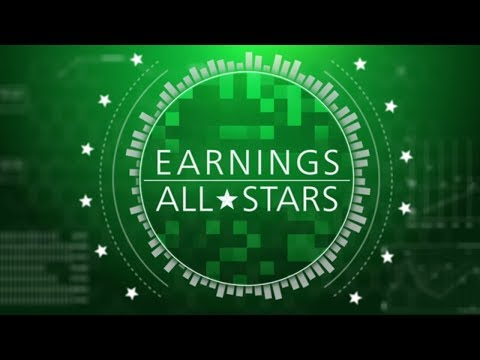 The Best Earnings Charts to Start the Week