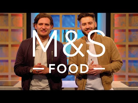 marksandspencer.com & Marks and Spencer Discount Code video: Extra Helpings   Episode 4 Trailer   Cooking with the Stars   M&S FOOD