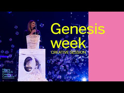 Genesis Week  Cass Langton & Team  Hillsong Worship & Creative Conference 2019