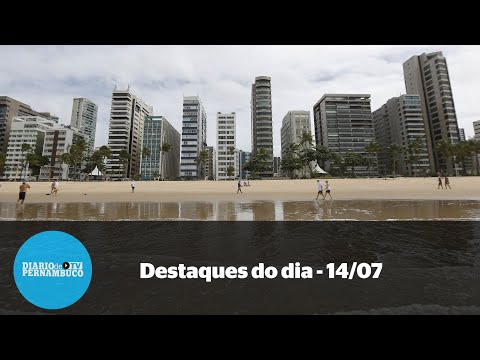 Notícias de 14/07: Quiosques e banho de mar liberados, testagem ampliada e Sarí denunciada à Justiça