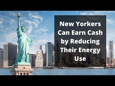 New Yorkers Can Earn Cash by Cutting Electricity Use