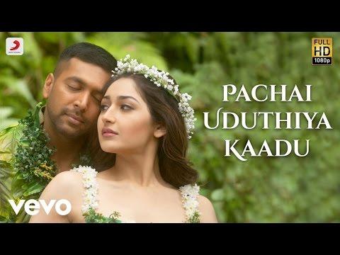 Vanamagan - Pachai Uduthiya Kaadu Lyric | Jayam Ravi | Harris Jayaraj - UCTNtRdBAiZtHP9w7JinzfUg