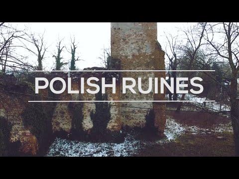 POLISH RUINES | DJI Phantom 3