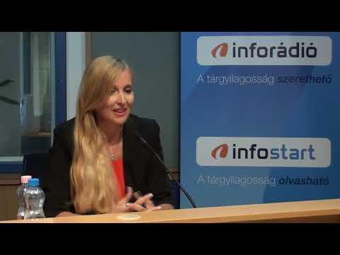 InfoRádió - Aréna - Szabó Tünde - 1. rész - 2020.08.11.