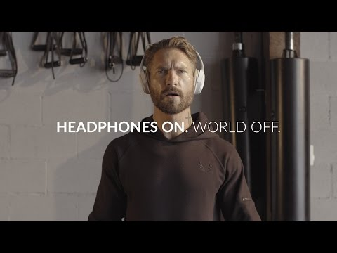 ASRV | Headphones On. World Off.