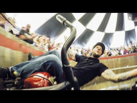 Rhett Giordano takes you on a Wall of Death ride.   POV - UCkNMDHVq-_6aJEh2uRBbRmw