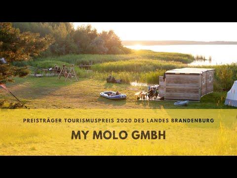 Tourismuspreis 2020 des Landes Brandenburg: My Molo