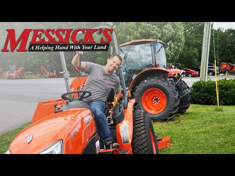 Improving the hillside performance of your tractor Picture