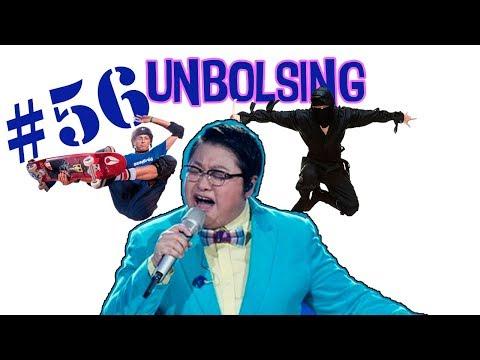 UNBOLSING 56 SINGSTAR, NINJAS Y EMPANADILLAS