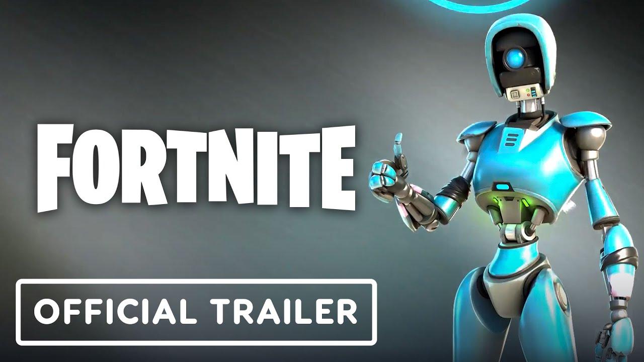 Fortnite – Official Robo-Ray Trailer