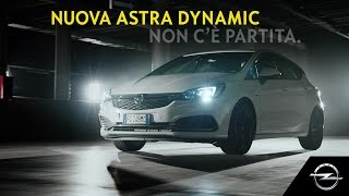 Nuova Astra Dynamic, non c'è partita