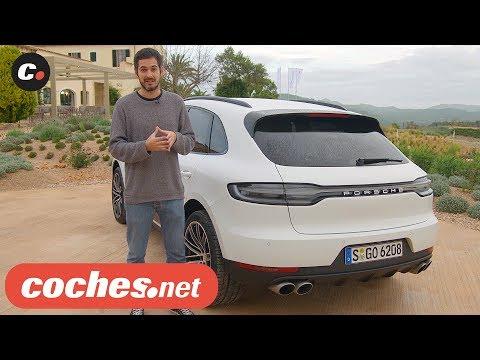 Porsche Macan 2019 SUV | Primera prueba / Test / Review en español | coches.net
