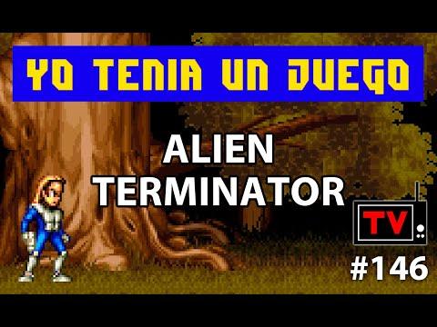 Yo Tenía Un Juego TV #146 - Alien Terminator (MS-Dos)