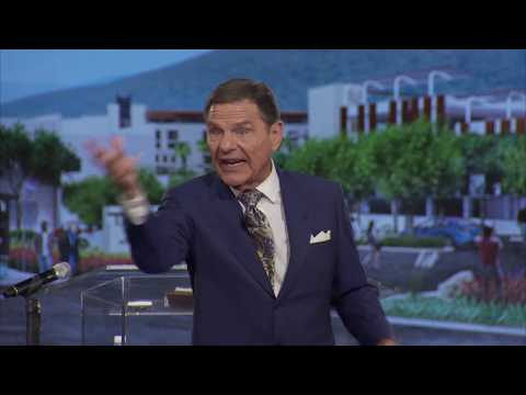 Kenneth Copeland at World Conference 2019