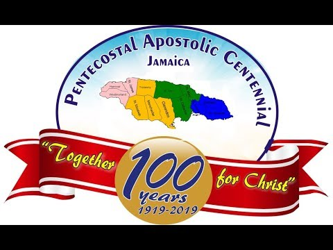 Pentecostal Apostolic Centennial - Jamaica Part 2 of 3 Message by Bishop Dexter Edmund