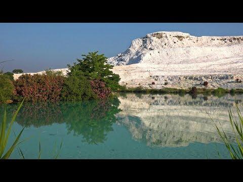 Pamukkale & Hierapolis, Turkey in 4K Ultra HD