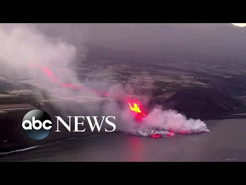 Toxic gas from La Palma volcano eruption threatens island