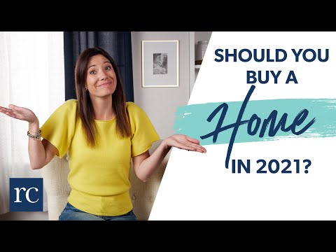 Is It a Mistake to Buy a Home in 2021?