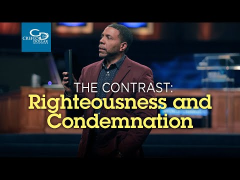 The Contrast: Righteousness and Condemnation