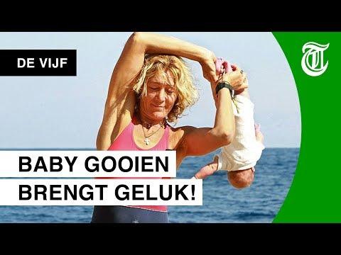 Bizar: dit doe je toch niet met een baby?! - DE VIJF
