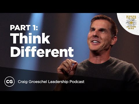 3 Ways to Change How You Think: Master Class