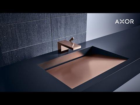 AXOR MyEdition | Mitigeurs de salle de bain personnalisés