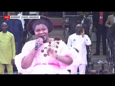 Bukola Bekes Live Ministration @ Living Faith Basorun Ibadan 20th Dec. 2020