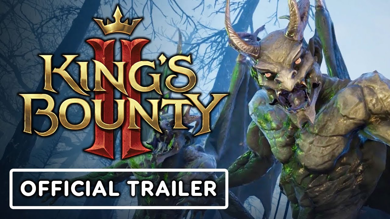 King's Bounty 2 – Official Story Trailer