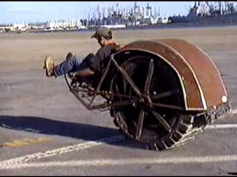 Izumilo kotač…