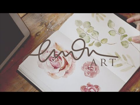 Life of a Stay At Home Artist on a Lockdown – enon art vlog #27