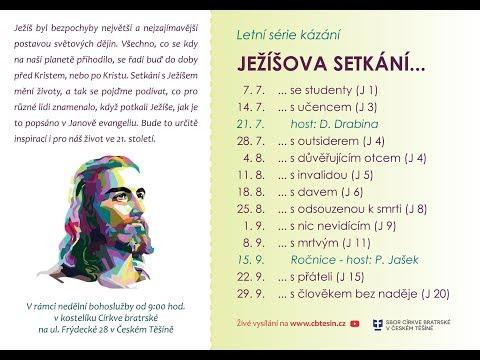 Ježíšova setkání s odsouzenou k smrti