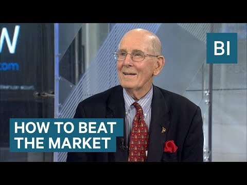 Gary Shilling explains the only way to beat the market and win - UCcyq283he07B7_KUX07mmtA