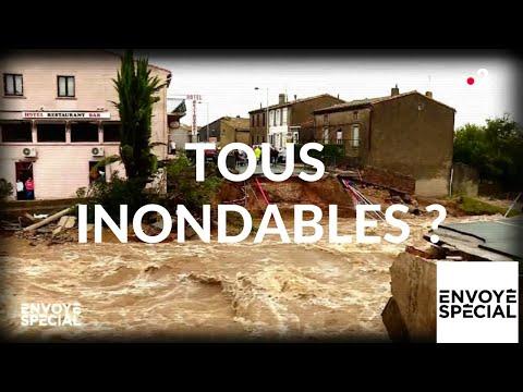 Nouvel Ordre Mondial - Envoyé spécial. Tous inondables ? - 21 février 2019 (France 2)