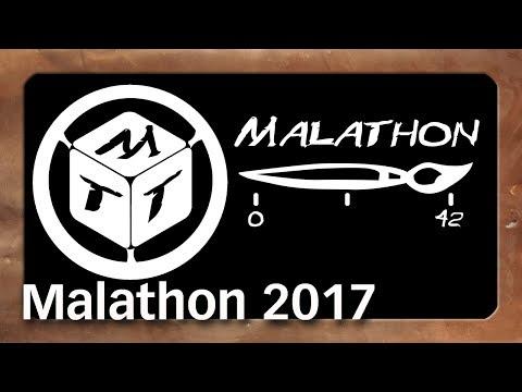 Teaser: Malathon 2017 (Bemal-Projekt vom TWS und MAGABOTATO)