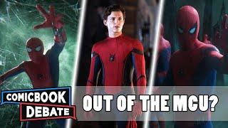 Spider-Man OUT of the MCU? | Tom Holland Still Spider-Man| Live-Action Spider-Verse movie | Venom 2