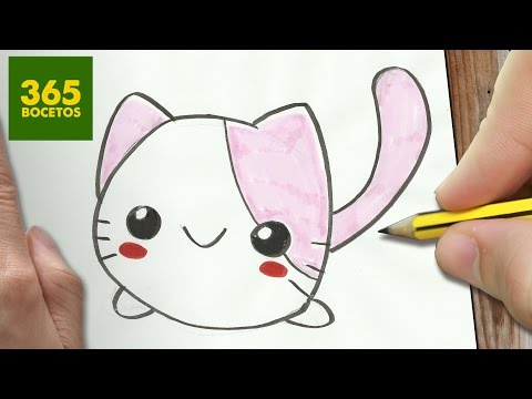 Dibujos Para Colorear De Kawaii 365bocetos Como Dibujar Cafe Y Donut