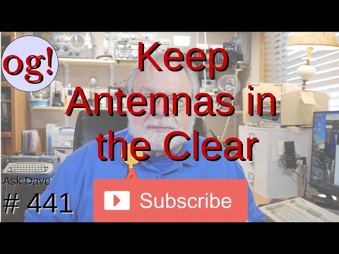 Keep Antennas in the Clear (#441)