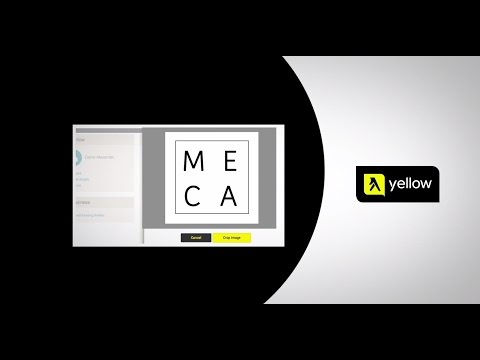 Yellow - How To Create Your Own Online Profile: MECA
