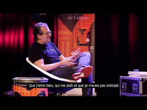 Vidéo de Bruce Benamran