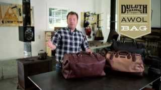 3635217547a75 Duluth Trading AWOL Bag - YouTube