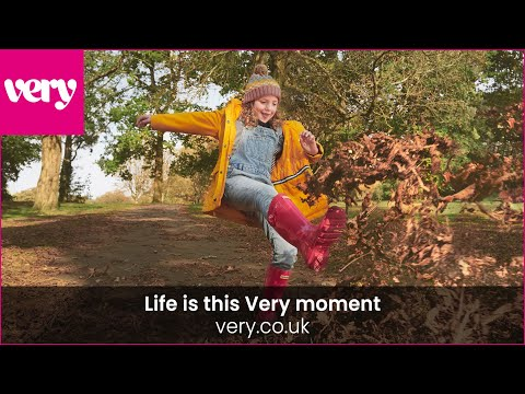 very.co.uk & Very Voucher Code video: Life is this Very moment | Very.co.uk