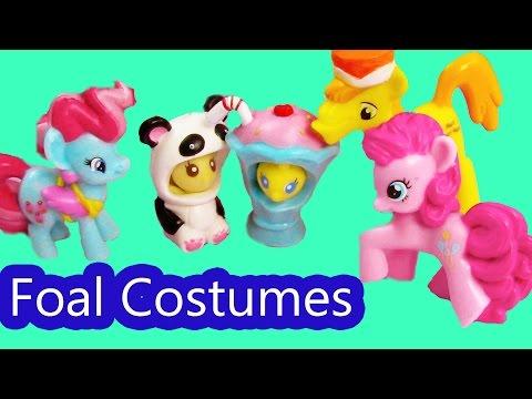 MLP Foal Halloween Costumes Cake Family My Little Pony Pinkie Pie Pound Pumpkin Dazzle Playdoh - UCelMeixAOTs2OQAAi9wU8-g