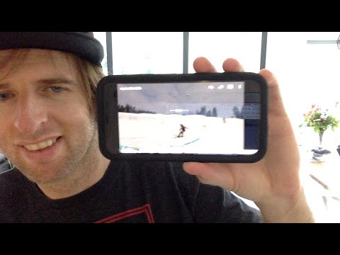 Live chat with Nev Lapwood from Snowboard Addiction