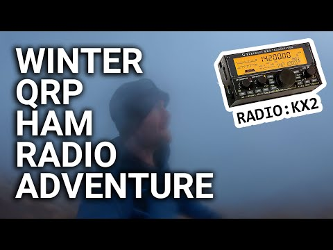Back To The Mountains - QRP Winter Radio
