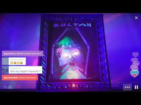 Periscope HD: The Great Fortune Teller Zultan!