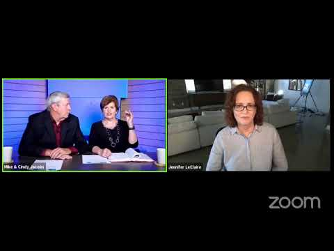 Cindy Jacobs and Jennifer LeClaire Discuss the Watchman Anointing