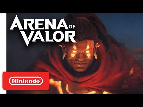 Arena of Valor – Closed Beta Date Announcement Trailer