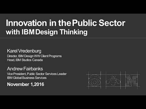 PD2016 S4(Pt 1): How to Deliver Service to Your Public Sector Customers  - IBM