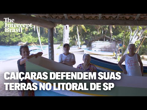 Especulação imobiliária ameaça caiçaras em destino de luxo no litoral paulista